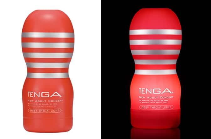 TENGA LED LIGHT [DEEP THROAT LIGHT]