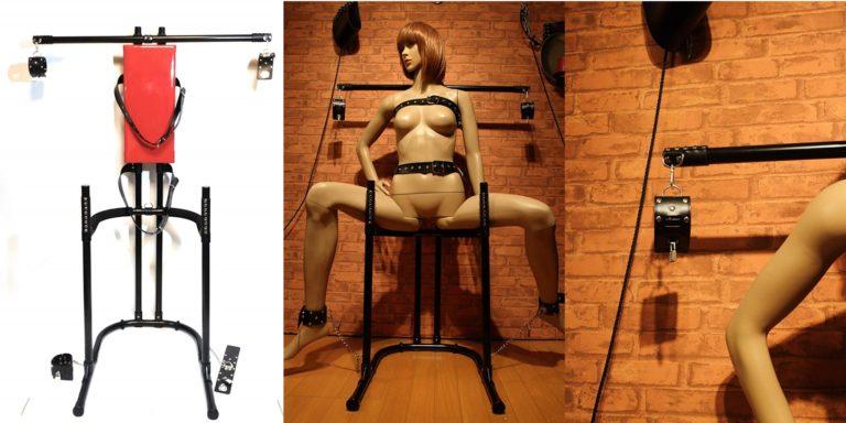 European B.D 調教 BDSM ユーロ スレーブ ギア デバイス ボンテージ システム No.3 拘束椅子 スペシャル