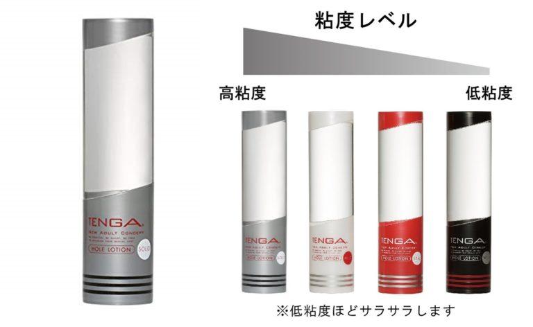 TENGA ホールローション ソリッド[SOLID] 【鮮明なエッジ感! くっきり系ローション】