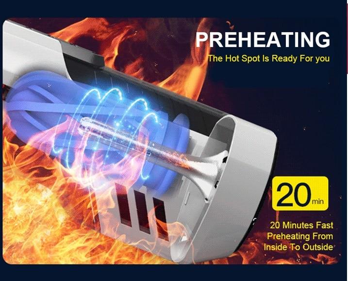 leten future pro加熱機能