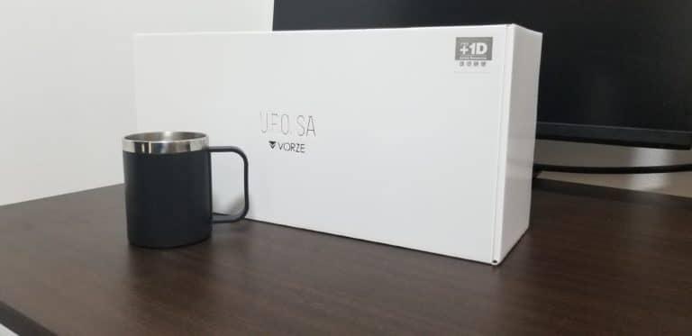 U.F.O SAの外箱サイズ