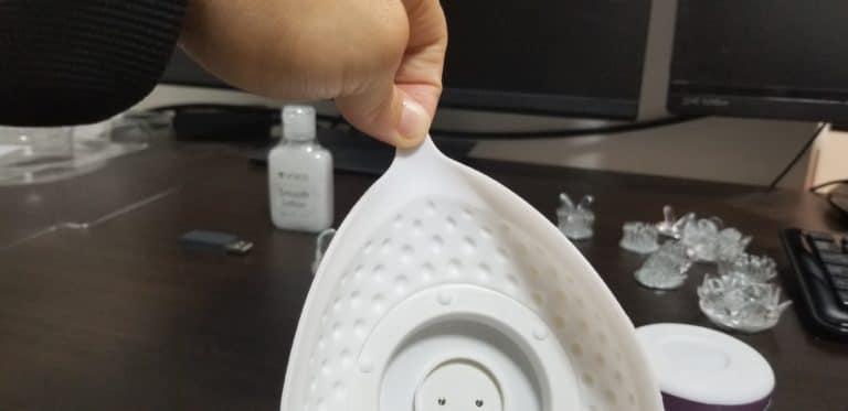 U.F.O SAのカップ部分のシリコン素材