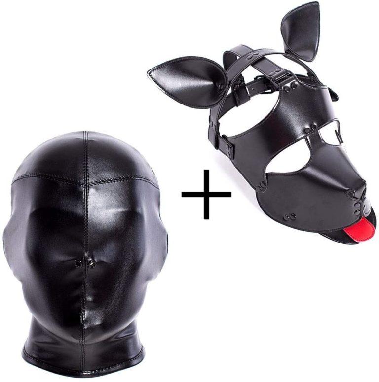 犬型全頭マスク