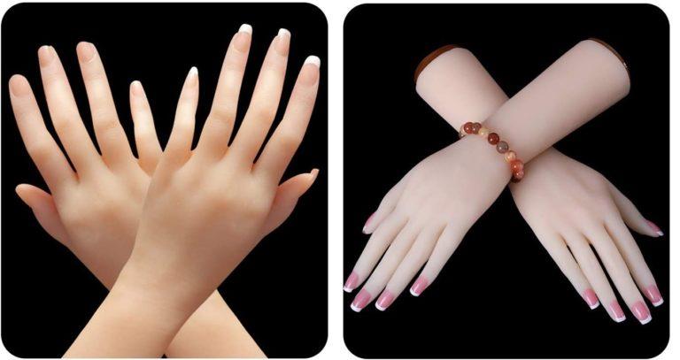 Minaky 手模型