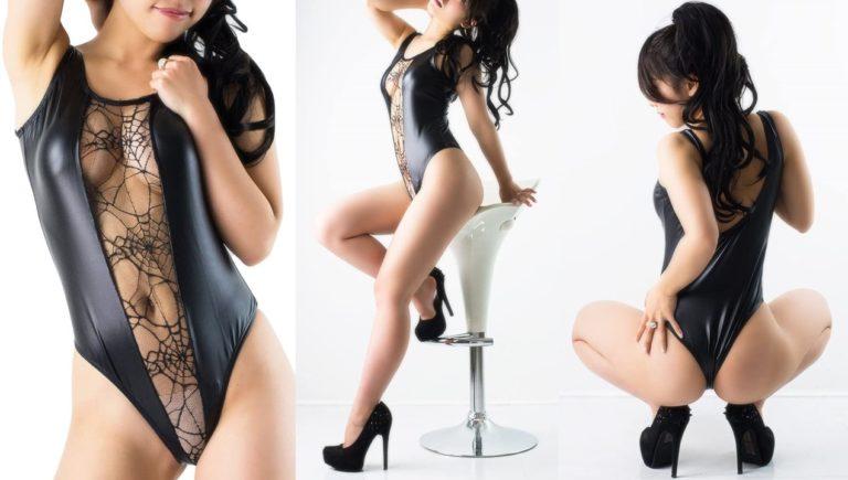 R-STYLE 女王様 痴女 主従関係 の お姉様 の 美肌に映えるデザインが セクシーさを醸し出す ボンテージ セット (TYPE B)
