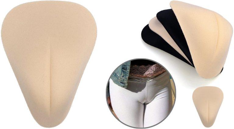 男性用 パンツパッド 女装 変装用 インナー 股間 パッド スジあり 3タイプ