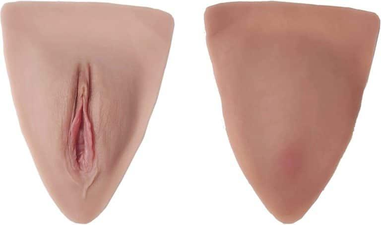 Ajusen 前閉変装 下着 男の娘パンツ 女装用 性転換 変装CD 男性 女装 変装 カバーパンツ 仮装 用 パンツパッド インナー 股間 (2)