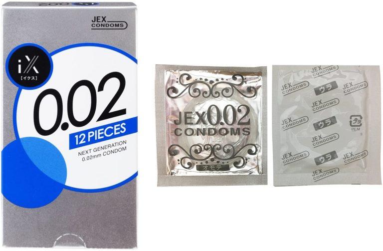 iX (イクス) 0.02 12個入