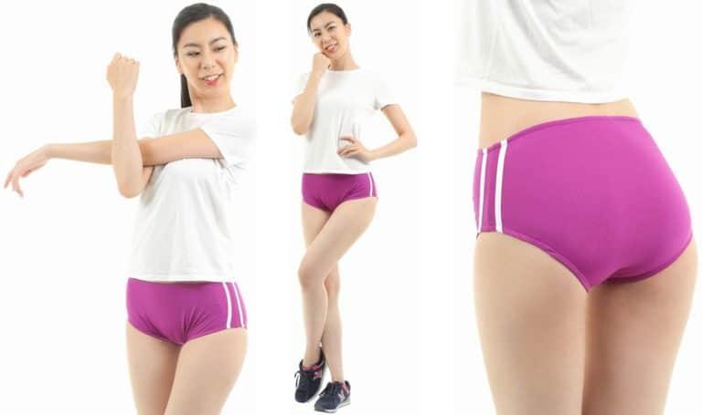 体育の時間 ブルマ 体操着 7色 コスプレ コスチューム 衣装 5サイズ (パープル, S)