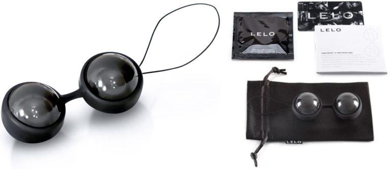 LELO (レロ) Luna Bead's Noir ルナビーズ ノワール