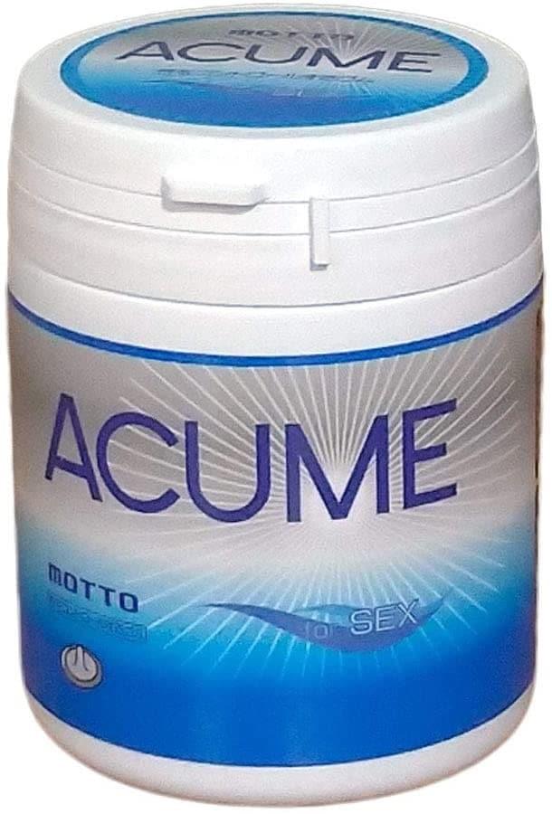 ボトル入り コンドーム 12個入 ACUME(アクメ)