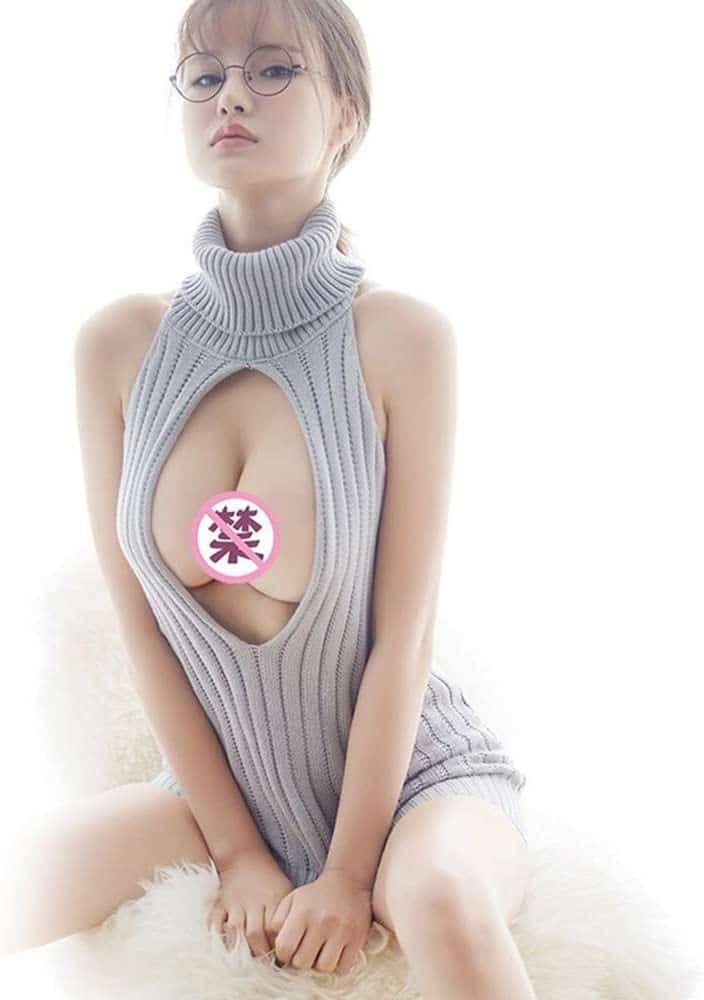 新作 童貞を殺すセーター2