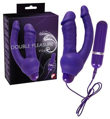 Double Pleasure Vibe(ダブルプレジャーバイブ)