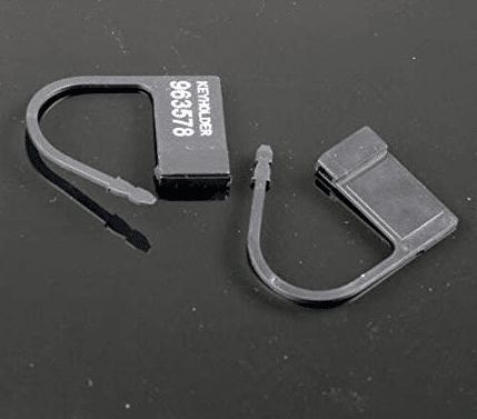 プラスチック南京錠