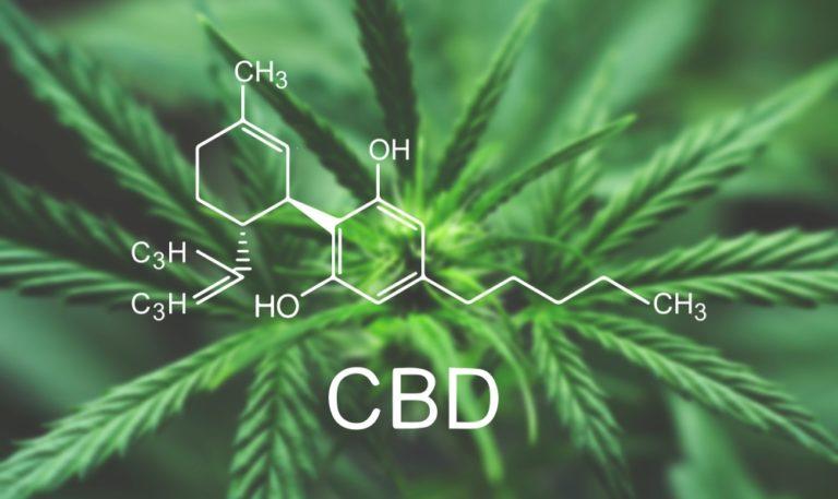 CBDの化学式