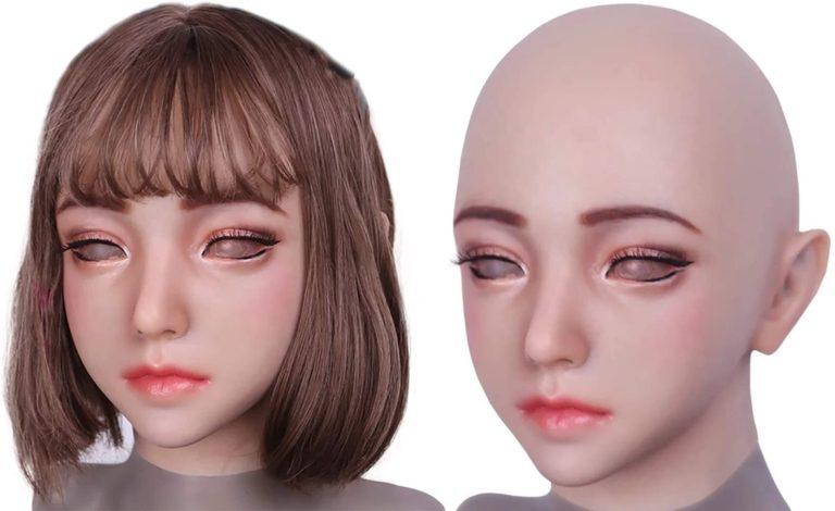 フィメールマスク アジア美女
