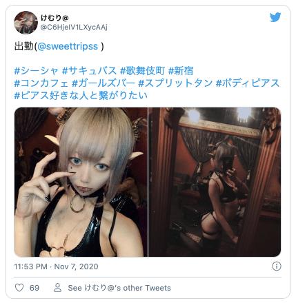 Twitterゼノフィリア5