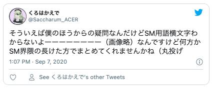 SM用語Twitter11