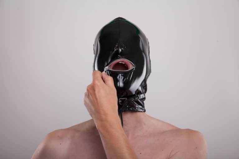 ドッグマスク