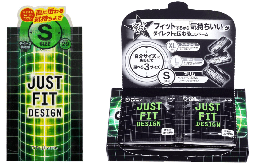JUST★FIT(ジャストフィット)S