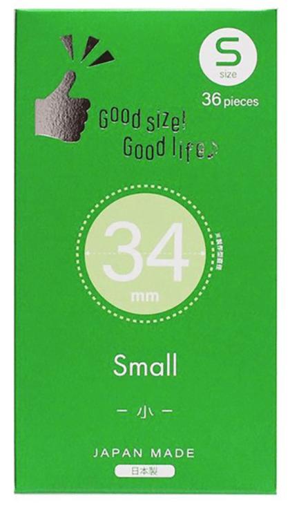 グッドサイズコンドーム スモール