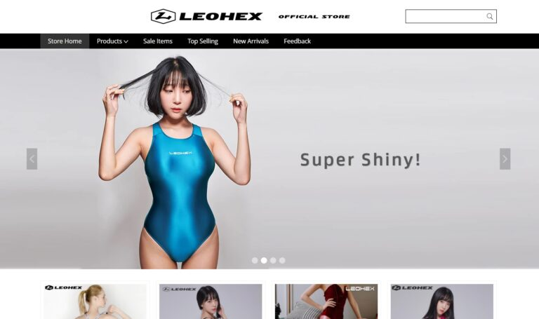 leohexのサイト