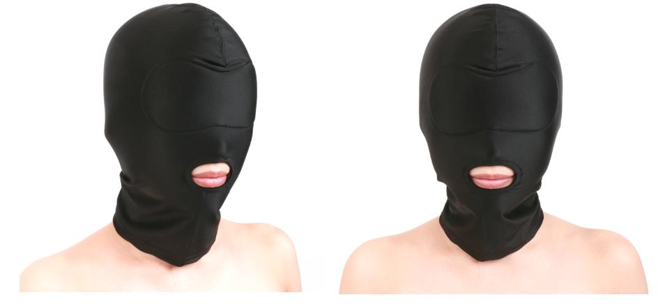 フェイスマスク オープンマウス