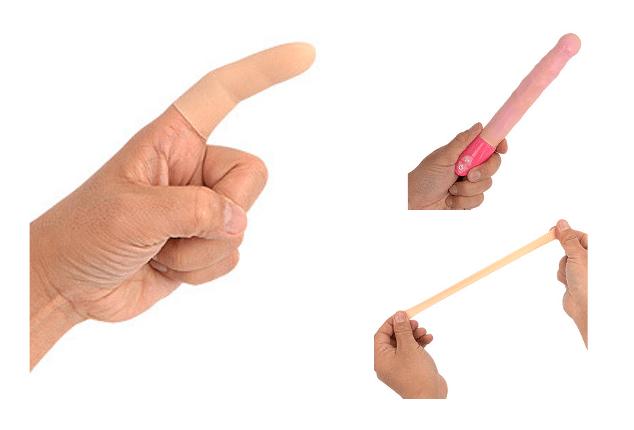 やわピタ指サック