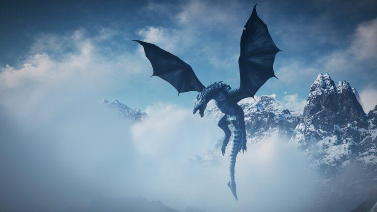 神聖なドラゴン