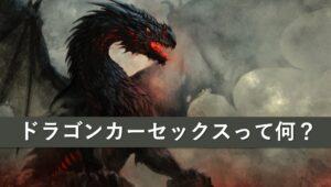 ドラゴンカーセックス