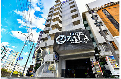 HOTEL ZALA Another World