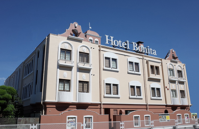 ホテルボニータ