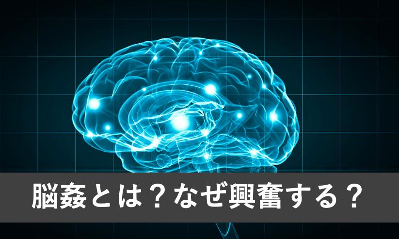 【異常性癖】『脳姦』とは?元ネタや興奮する人の心理を解説